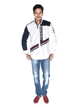 Giorgio Di Mare Camisa Faustino (Blanco)