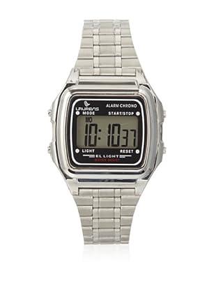 Laurens L116J904Y Silver Digital Multifunction El Backlight Watch