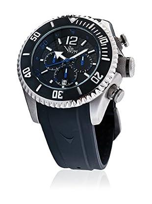 Vip Time Italy Uhr mit Japanischem Quarzuhrwerk VP5058BL_BL blau 50.00  mm