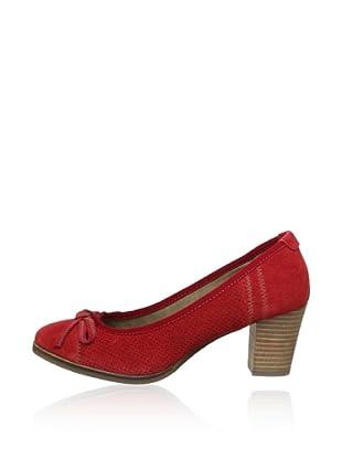 Amia Zapatos Kale (Rojo)