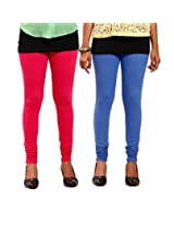 1FORME-GL-COMBO-Blue and Pink Leggings