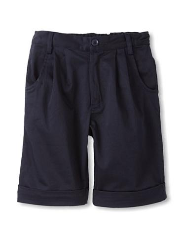 Rachel Riley Boy's Turn Up Shorts (Navy)