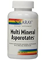 Multi Mineral Asporotates 120C