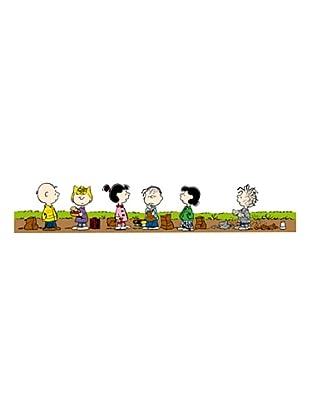 Beiwanda Kids Wandtattoo Peanuts XXL Panorama