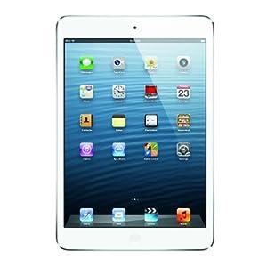 Apple iPad Mini (White-Silver, 64GB, WiFi + Cellular)