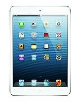 Apple iPad Mini (64GB, WiFi + Cellular), White-Silver