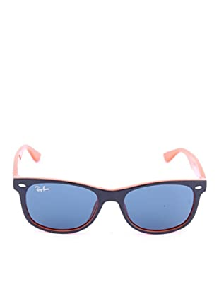 Ray Ban Sonnenbrille Junior 9052S blau/orange