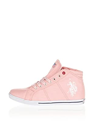 US Polo Assn Sneaker Brooks (Pink)