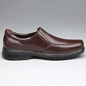 Bata Men Brown - Formal Shoes