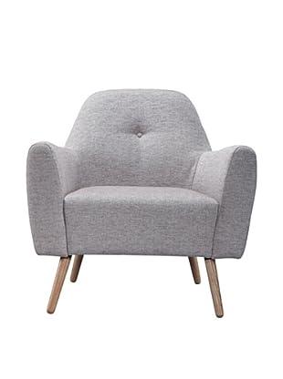 International Design USA Grandeur Chair, Oatmeal