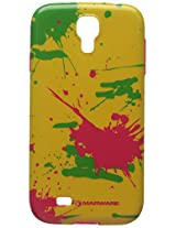Marware Phone case for Samsung Galaxy S4 - Retail Packaging - Shock Yellow