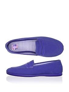Chuches Kid's Slip-On (Blue)