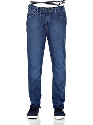 Carrera Jeans Pantalón Play 11 Oz. (Azul Oscuro)