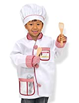Melissa & Doug 4838 Chef Role Play Costume Set