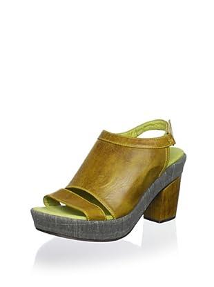 Antelope Women's Slingback Platform (Lime)