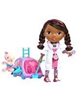 Doc McStuffins Walk N'Talk Doc Mobile