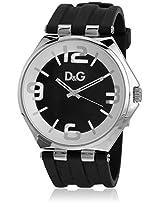 Dw0582 Black/Black Analog Watch