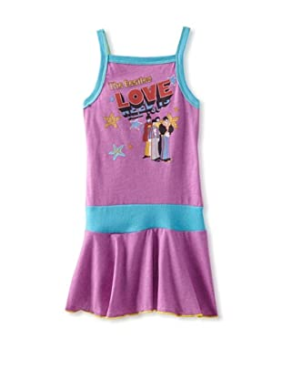 Rowdy Sprout Kid's Beatles Love Tank Dress