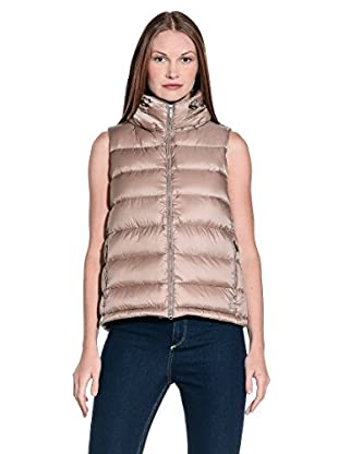 ADD Chaleco Plumas Down Hooded Vest