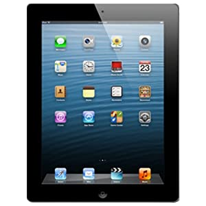 Apple iPad (Black, 64GB, WiFi)