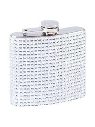 Crown Jewels Flask, Silver