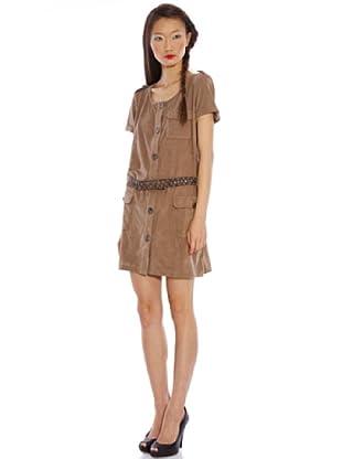 Custo Vestido (caqui)