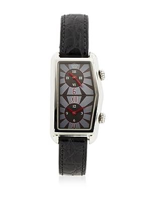 Versace Women's 2004.02.00 Black/Grey Stainless Steel Watch