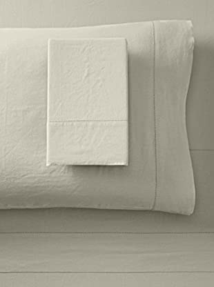 Mélange Home Prewashed Hemstitch Sheet Set