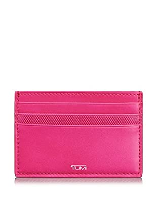 TUMI Prism Card Case, Fuschia