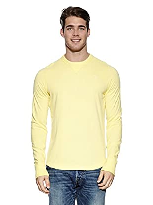 Abercrombie & Fitch Pullover Classic Crew (hellgelb)
