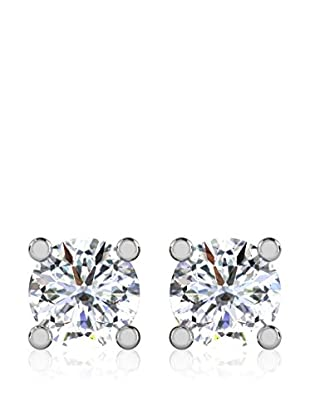 Friendly Diamonds Pendientes FDT6310R Oro Blanco