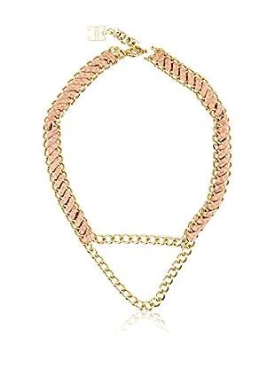 Borbonese Collar 992916 Maquillaje / Oro