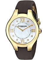 Raymond Weil Analogue Mop Dial Women's Watch - 5136-P2-00995