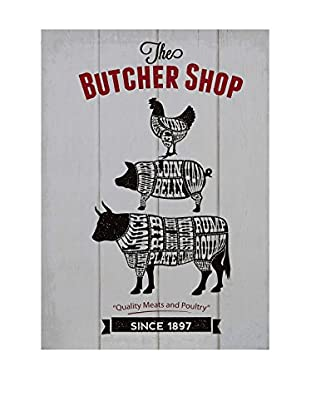 Premier Interior Panel Decorativo Butcher Shop