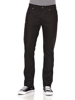 Nudie Jeans Pantalón Thin Finn (Negro)