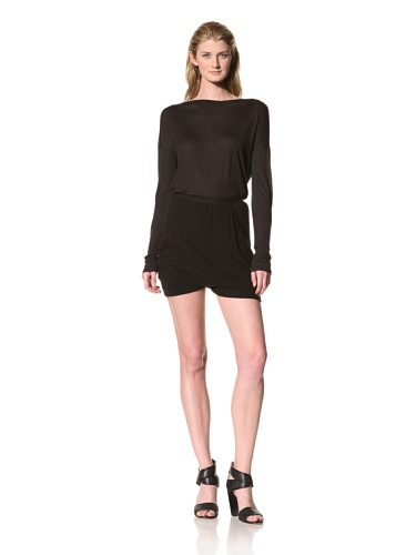RICK OWENS Women's Shorts (Black)