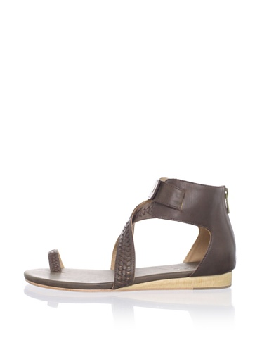 Fiel Women's Padang Toe Ring Sandal (Putty)