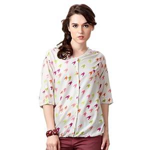 People Women's Regular Fit Shirt X-Small