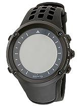 Suunto compass and GPS Digital Black Dial  Unisex Watch - SS018374000