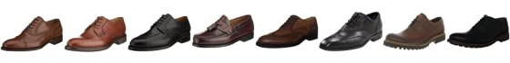 John Spencer Men's Dundee Oxford