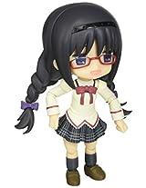 Kotobukiya Puella Magi Madoka Magica: Akemi Homura (School Uniform Version) Cu-Poche Action Figure