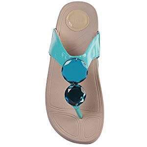 Starlo Women Blue - Wedges