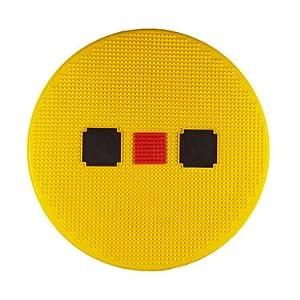 Magnetic Acupressure Power Mat Twister - Yellow & Black