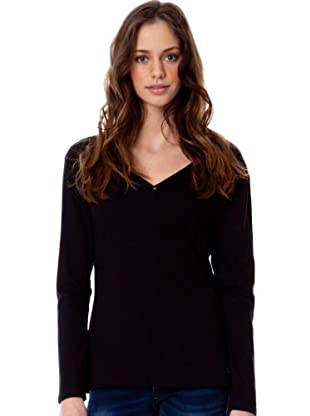 Rip Curl Camiseta Esmeralda (Negro)
