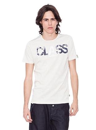 Gio Goi Camiseta Thadford (gris carbón)