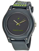 Fastrack Tees Analog Grey Dial Women's Watch - 9951PP05J
