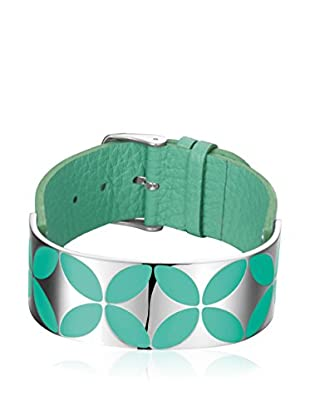 Esprit Steel Armband Thriving Flora Pacific