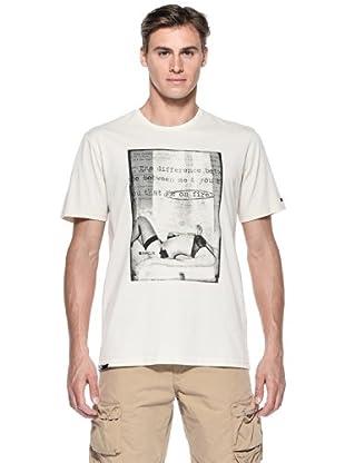 Rip Curl T-Shirt Keke Fantasy S/S Tee (Beige)