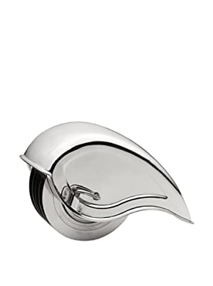 MIU France Stainless Steel Rolling Herb Mincer, Silver