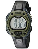 "Timex Men's T5K520 ""Ironman Traditional"" Sport Watch with Black Resin Band"